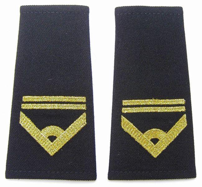 2ed104b6a9f5c Pagony (pochewki) wyjściowe Marynarki Wojennej - starszy chorąży ...