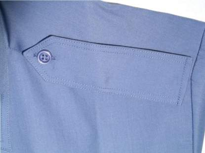 koszula wojskowa z krótkim rękawem