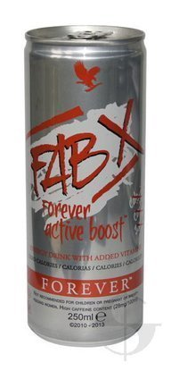 Napój FAB X Forever Active Boost - 250 ml